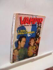 ((( WAMPIR i più grandi film del brivido n. 7 del 1970 fotoromanzo ed. Ponzoni