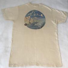 Vintage Zz Top 1976 Tejas T Shirt Medium
