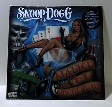 SNOOP DOGG Malice N Wonderland VINYL 2xLP Sealed 2009 R. Kelly Pharrell