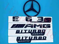 Mercedes-Benz W210 E55 AMG badge ORIGINAL LOGO DECAL EMBLEM W124  E320 E430 E500