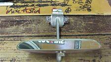 1965 Mercury Montclair rear view Mirror Interior Oem Vtg 65 rat rod hot 65 rust