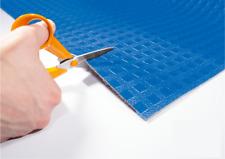 PVC Flooring GARAGE SHEETING Rubber MATTING  2mm  - 2.0m  (Bubble Square)