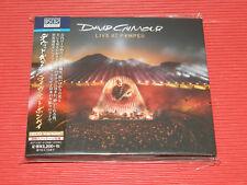 DAVID GILMOUR LIVE AT POMPEII JAPAN ONLY Blu-spec CD DIGI SLEEVE PINK FLOYD