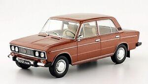 VAZ 2106 Zhiguli LADA Scale 1:24 Hachette Diecast model car USSR