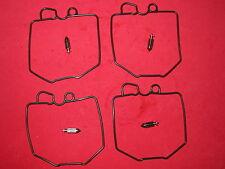 4 kits 82 CB650 82-83 CB750 Nighthawk Carb Kit viton bowl gasket float needle