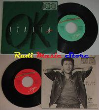 LP 45 7'' EDOARDO BENNATO Ok italia Era una festa 1987 italy VIRGIN cd mc dvd *