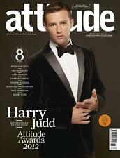 ATTITUDE GAY,Harry Judd McFly,George Michael,Gary Barlow,Nick Grimshaw NEW