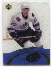 2003-04 Upper Deck Ice 118 Ryan Kesler Rookie 329/999