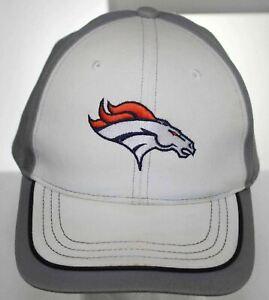 Vintage Denver Broncos NFL Football Hat NFL Team Apparel Adult Strapback Cap