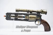 STAR WARS Smuggler's Heavy Blaster Pistol Old Republic Costume Prop Gun