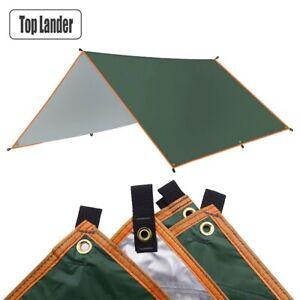 Awning Waterproof Tarp Tent Shade Ultralight Garden Canopy Sunshade Outdoor Camp