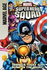 Super Hero Squad: Things That Go Bump in the Night! (Marvel Super Hero-ExLibrary