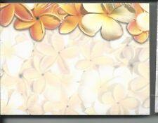 Hawaii Hawaiian Sticky Notes Flowers Plumeria 50 Sheets