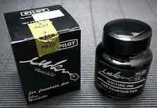 PILOT Ink Refill Fountain Pen 30cc Bottle Japan BLACK Non Sediment Smooth Flow