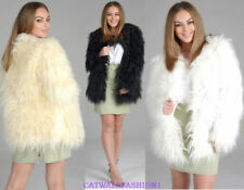 Unbranded Winter Coats & Jackets Shaggy for Women