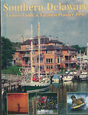 Southern Delaware Visitors Guide & Vacation Planner 1996