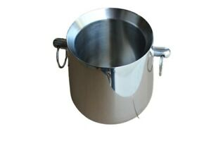 304 Stainless Steel Double Layers Insulated Ice Bucket