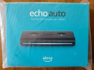Brand NEW & SEALED!!! Echo Auto, Hands-free Alexa in Your Car with Your Phone