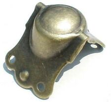 Trunk Knee Clamp - Antique Brass Plated (FK-4546AB) - CHEST ANTIQUE