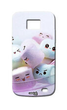 COVER CASE PROTETTIVA EMOTE MARSHMALLOW PER SAMSUNG GALAXY S2 PLUS i9105
