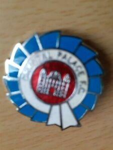 Genuine 1970s Crystal Palace Enamel Badge