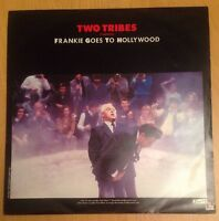 """FRANKIE GOES TO HOLLYWOOD - Two Tribes - 12"""" Vinyl Maxi Single - 1984"""