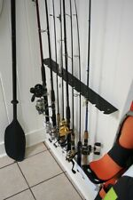 New Viking Solutions Wall Mount Fishing Rod Holder Vks-Vfr002 859949004460