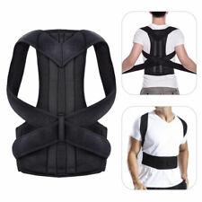 Posture Corrector Brace Full Back Support Clavicle Shoulder Belt Body Unisex UK