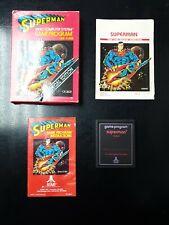 Superman Atari 2600 - Boxed & Manual