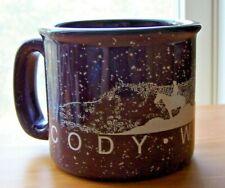 "Large Ceramic Mug ""Cody, Wyoming"""