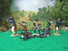 HAND PAINTED CAVALRY AND SCOUTS