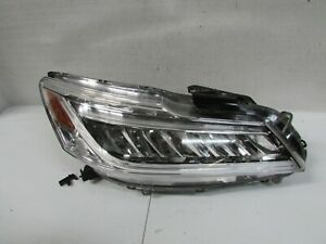 2016 2017 HONDA ACCORD TOURING SEDAN FACTORY OEM RIGHT LED HEADLIGHT T1