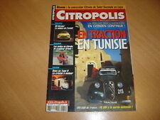 Citropolis N°39 GS Birotor.Tracbar Hannibal 2003