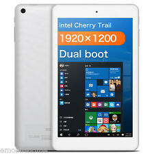 "8.0""CUBE iWork8 Air Tablet PC Windows 10+Android 5.1 Quad Core 2GB+32GB Dual Cam"