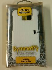 OTTERBOX SYMMETRY STYLISH OFFICIAL SAMSUNG GALAXY S6 edge WHITE PHONE CASE