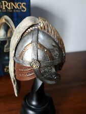 Sideshow Weta Lord Of The Rings - Helm Of Eomer - Casque Eomer - Damaged défaut