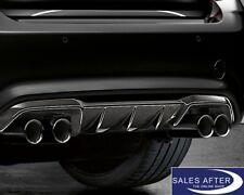 Original BMW F87 M2 Auspuffblende schwarzchrom schwarz black Endrohrblende