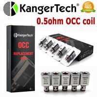 (Pack 5)Résistances Kanger Tech Kanger OCC RBA pour Subtank Mini/ Nano/ Plus