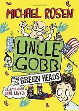 Uncle Gobb And The Green Heads-ExLibrary