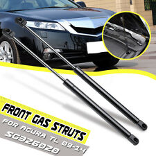 Front Hood Lift Support Gas Spring Strut Arm Shocks For Acura TL 09-14 SG326020