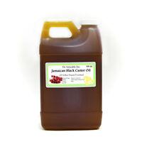 64 oz Pure Jamaican Black Castor Oil Super Potent Strengthen Grow Restore Hair
