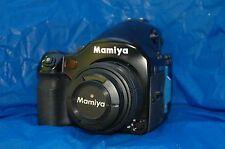Mamiya 645AFD Medium Format Digital Camera, 80mm 2.8 AF Lens, 120/220 Film Back