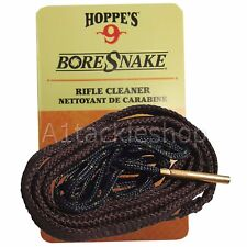 Hoppes .17HMR .17cal. Rifle Barrel Bore Snake Cleaning Pull Through