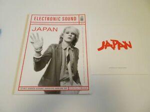 """Electronic Sound Magazine:  #57 + Unplayed 7""""  Japan"""