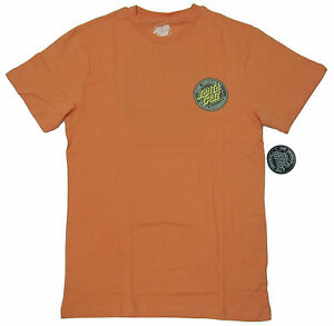SANTA CRUZ - Cali Dot Acid Melon T-shirt - NEW - XXLARGE ONLY