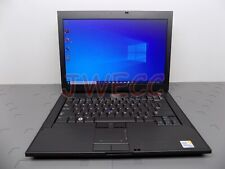 DELL LATITUDE E6400 Core2Duo 2.93 GHz 4 GB Ram 160 GB HD CDRW/DVD Win 10 Pro
