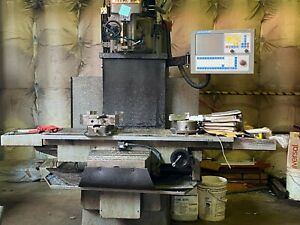 Atrump Bed Mill with Centroid M-400 control and #3 Axis