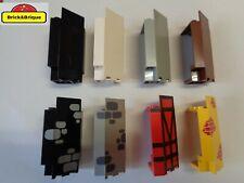 LEGO Panneau Cloison Parroie Chateau Panel Castle Wall (2345) choose color