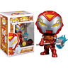 Iron Hammer Glow GITD Infinity Warps MARVEL Funko Pop Vinyl New in Box