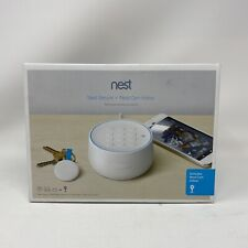 Google Nest Secure Cam Indoor Alarm System Camera 5 Piece Security Starter